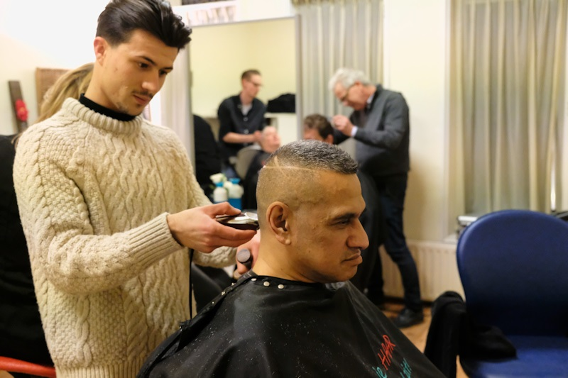 Roelof Rump   barber Ionat Matei