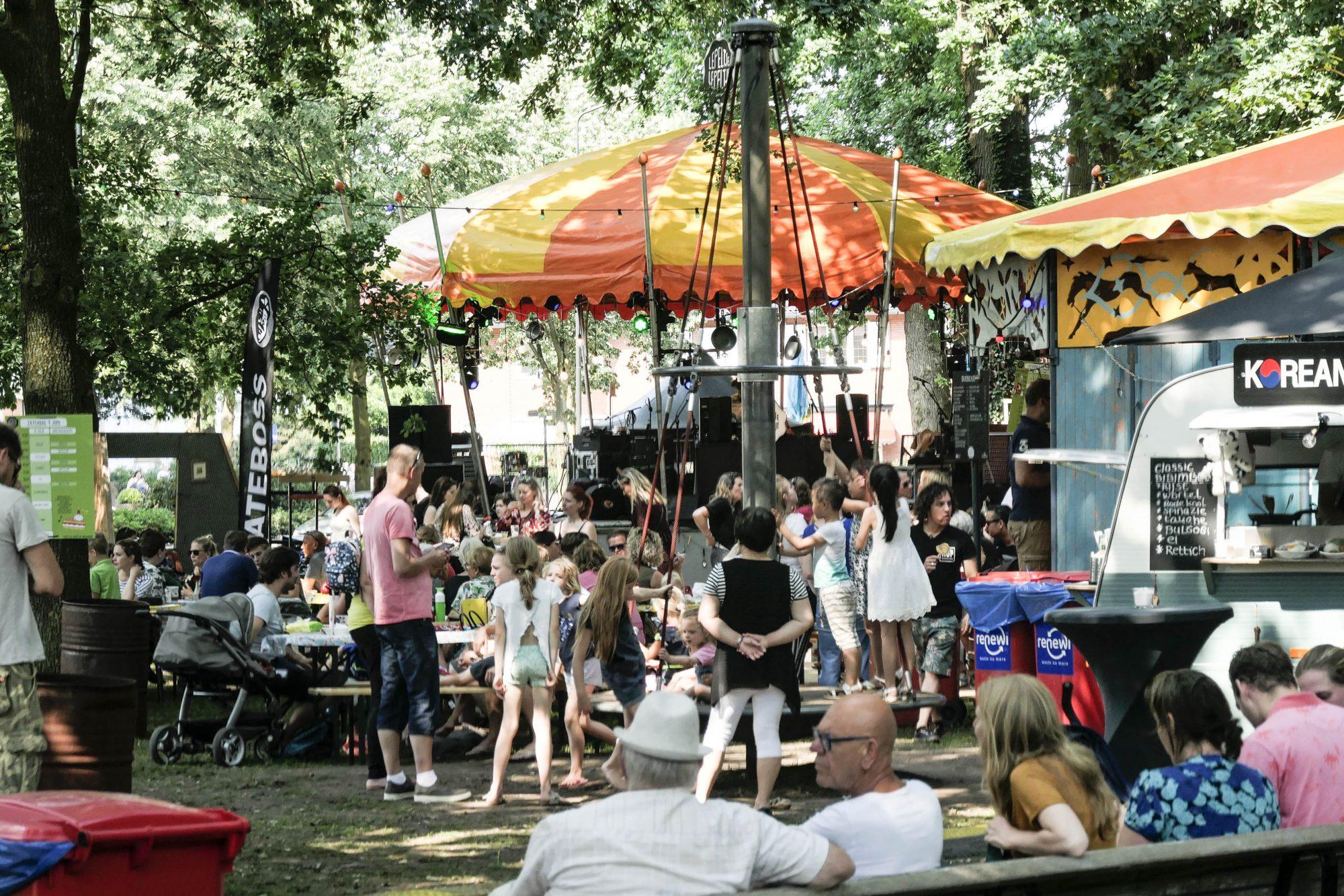 Zon, muziek en streekproducten   Foto   bndestem.nl