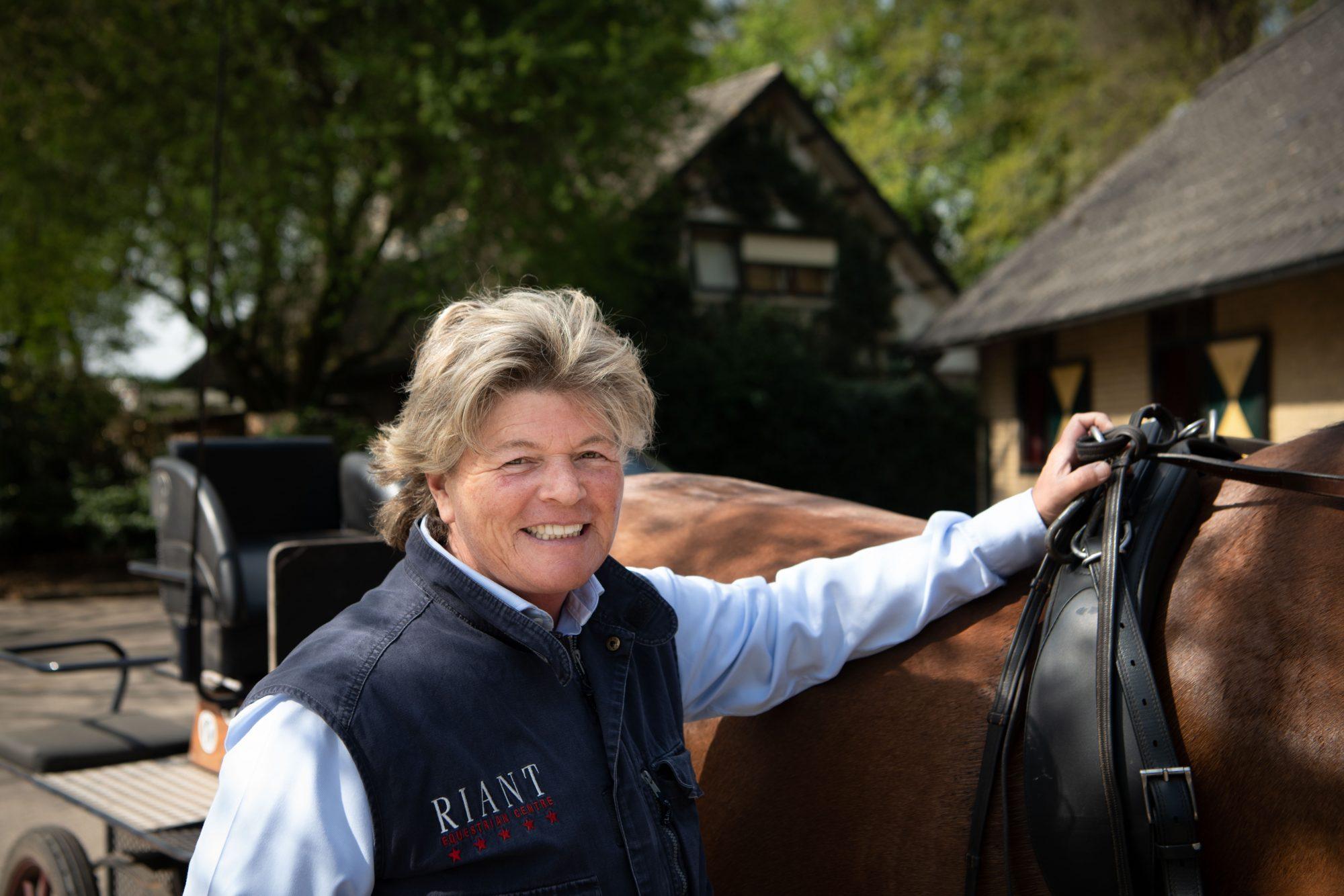 Gerard Oltmans | Mieke en het paard