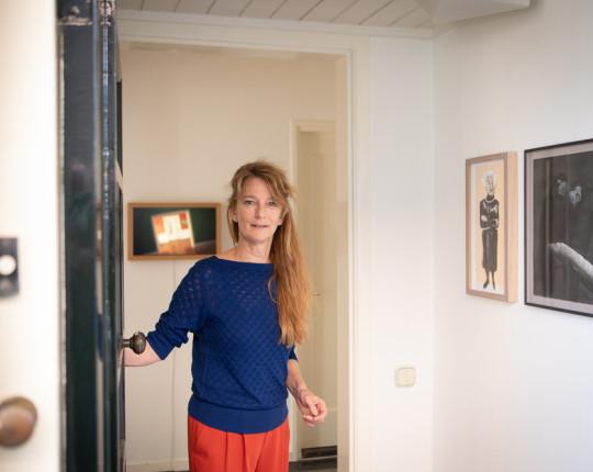 In Beeld: beeldend kunstenaar Anne van As