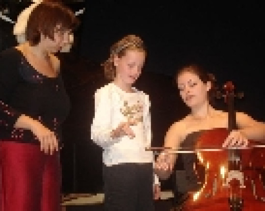 Kinderconcert Internationale Stichting Masterclass Apeldoorn
