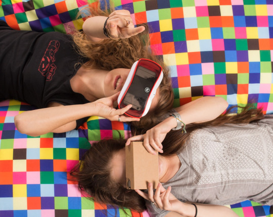 CODA eerste bibliotheek met Virtual Reality Lab