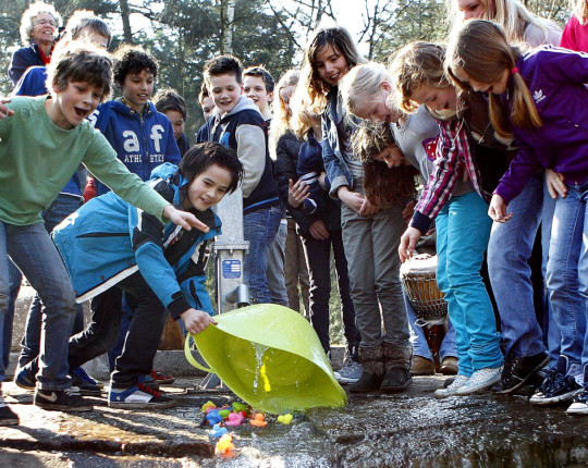 Cool Nature geopend op Nationale Boomfeestdag