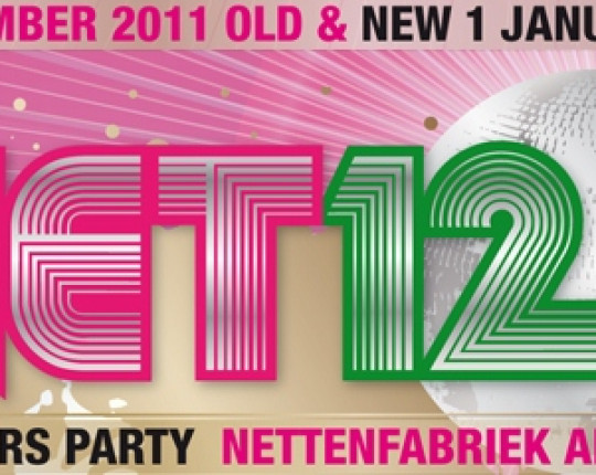 Win kaarten voor New Years Party Net 12