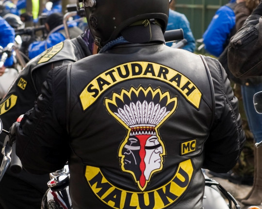 Belastingdienst casht bij ride-out Satudarah in 2017
