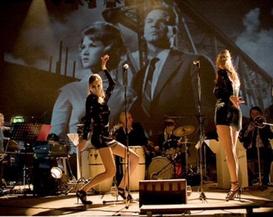 The B-Movie Orchestra brengt Swing tot leven