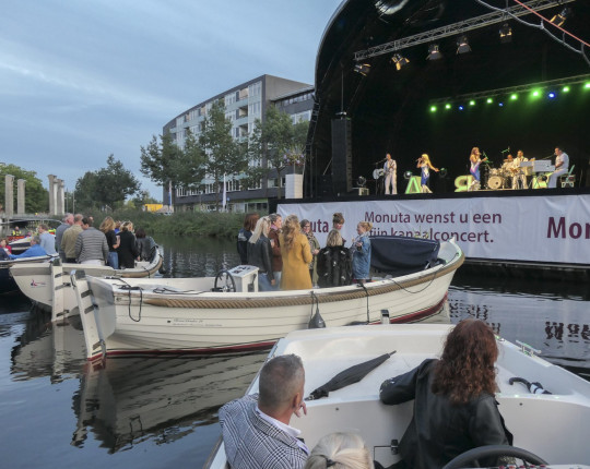 'Gimme, Gimme, Gimme MORE! Swingende Kick-off Kanaalconcerten 2018'